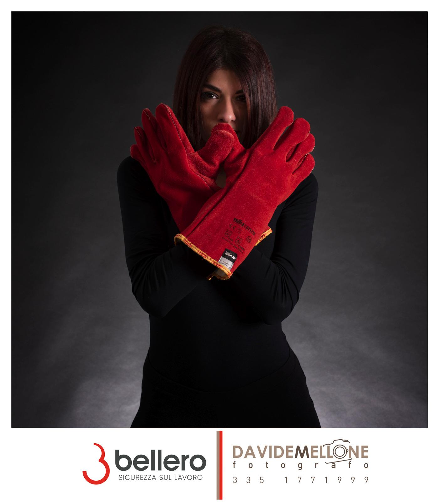 I guanti, anche se concepiti per proteggersi dal fuoco, non sono tutti uguali