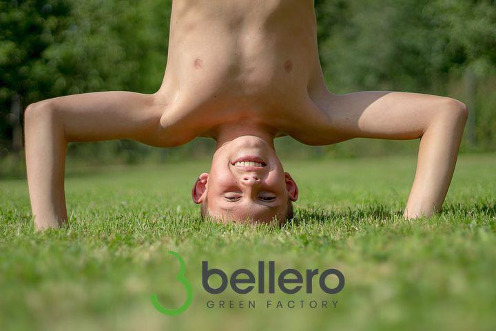 La postura del corpo è il primo passo per uno sviluppo sano e corretto del bambino