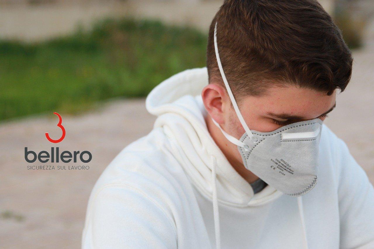 L'importanza di scegliere con attenzione i dpi per le vie respiratorie, può salvare la vita