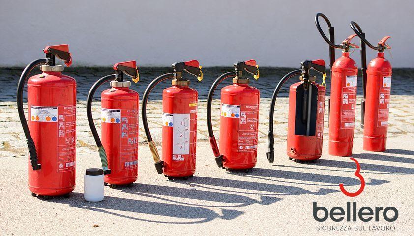 Scegli la squadra antincendio più idonea