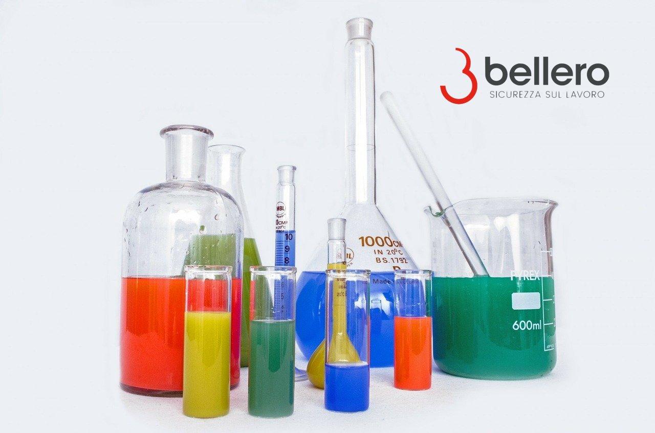 Valutare il rischio chimico è il primo passo per poterlo prevenire